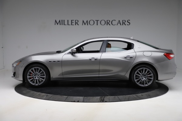 New 2020 Maserati Ghibli S Q4 for sale $79,985 at McLaren Greenwich in Greenwich CT 06830 3