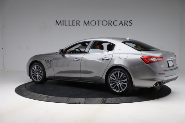 New 2020 Maserati Ghibli S Q4 for sale $79,985 at McLaren Greenwich in Greenwich CT 06830 4