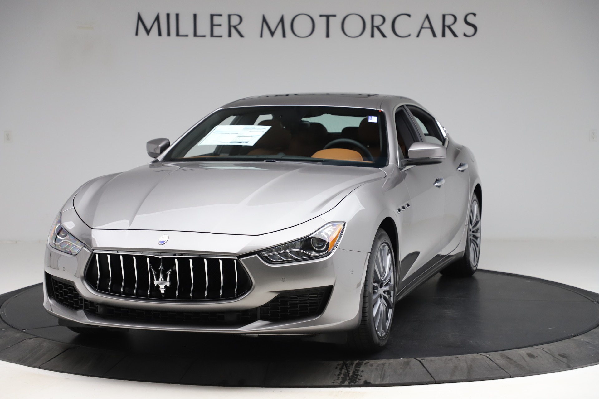 New 2020 Maserati Ghibli S Q4 for sale $79,985 at McLaren Greenwich in Greenwich CT 06830 1