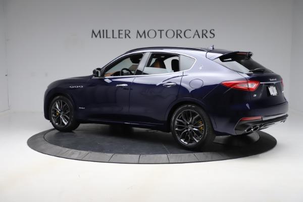 New 2020 Maserati Levante Q4 GranSport for sale Sold at McLaren Greenwich in Greenwich CT 06830 4