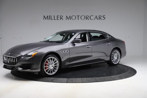New 2020 Maserati Quattroporte S Q4 GranSport for sale $121,885 at McLaren Greenwich in Greenwich CT 06830 2