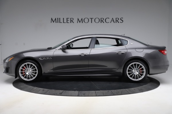 New 2020 Maserati Quattroporte S Q4 GranSport for sale $121,885 at McLaren Greenwich in Greenwich CT 06830 3