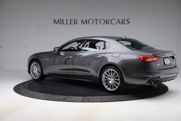 New 2020 Maserati Quattroporte S Q4 GranSport for sale $121,885 at McLaren Greenwich in Greenwich CT 06830 4