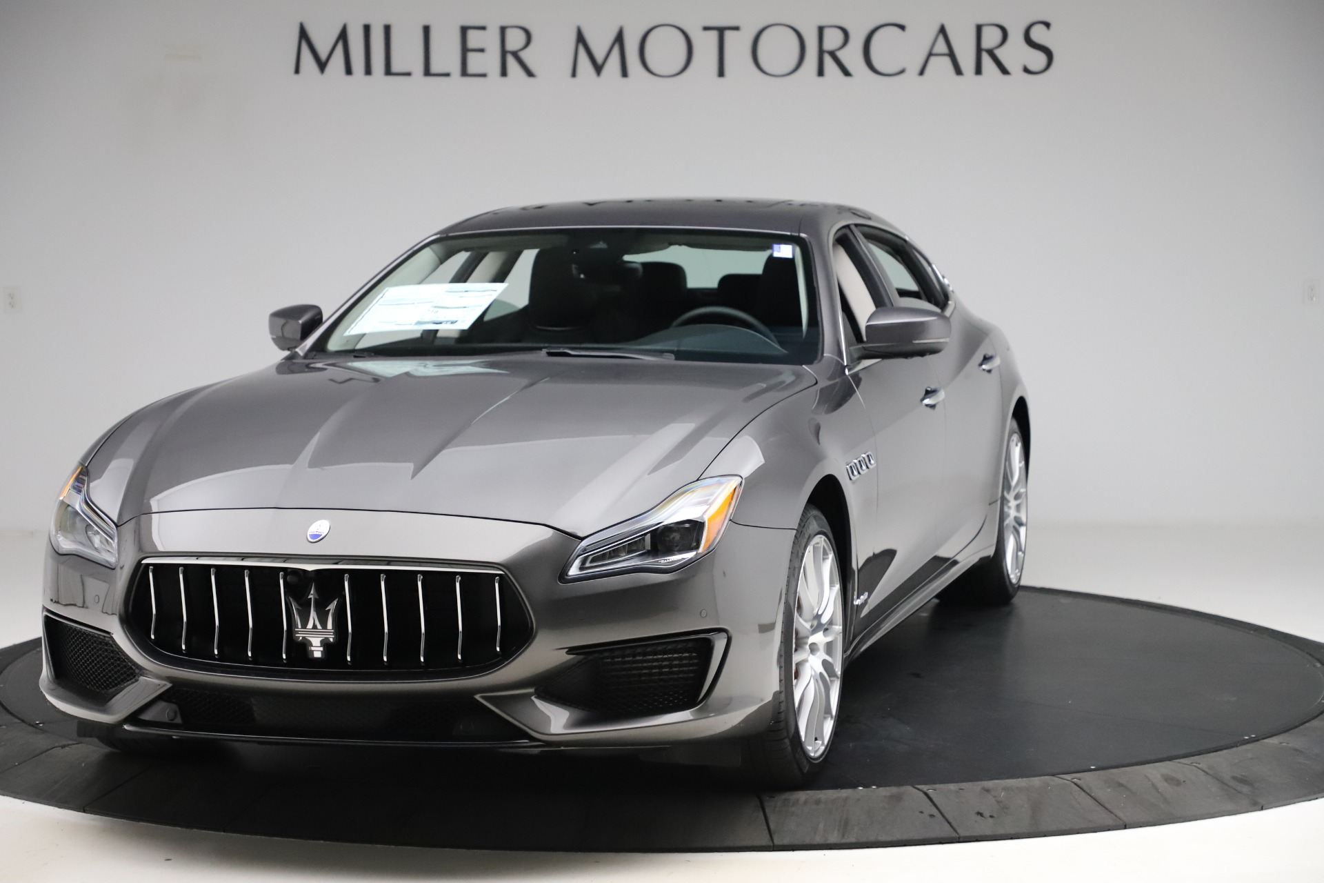 New 2020 Maserati Quattroporte S Q4 GranSport for sale $121,885 at McLaren Greenwich in Greenwich CT 06830 1