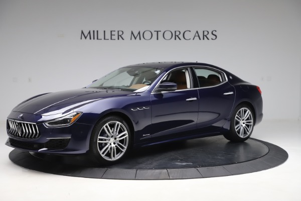 New 2020 Maserati Ghibli S Q4 GranLusso for sale Sold at McLaren Greenwich in Greenwich CT 06830 2