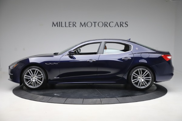 New 2020 Maserati Ghibli S Q4 GranLusso for sale Sold at McLaren Greenwich in Greenwich CT 06830 3