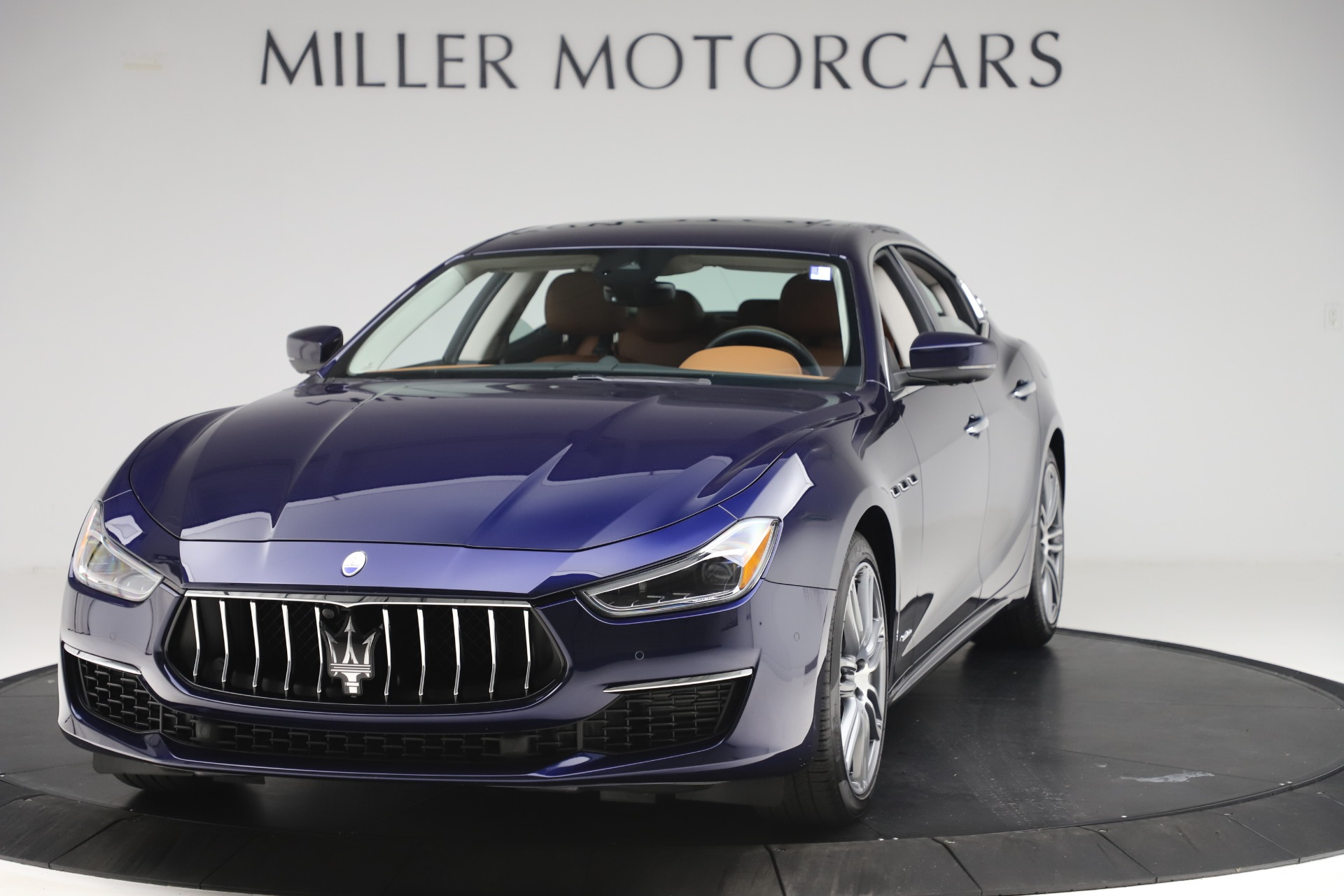 New 2020 Maserati Ghibli S Q4 GranLusso for sale Sold at McLaren Greenwich in Greenwich CT 06830 1