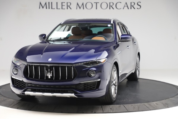 New 2020 Maserati Levante S Q4 GranLusso for sale $94,985 at McLaren Greenwich in Greenwich CT 06830 1