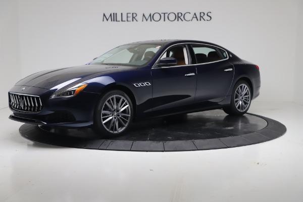 New 2020 Maserati Quattroporte S Q4 GranLusso for sale $122,185 at McLaren Greenwich in Greenwich CT 06830 2