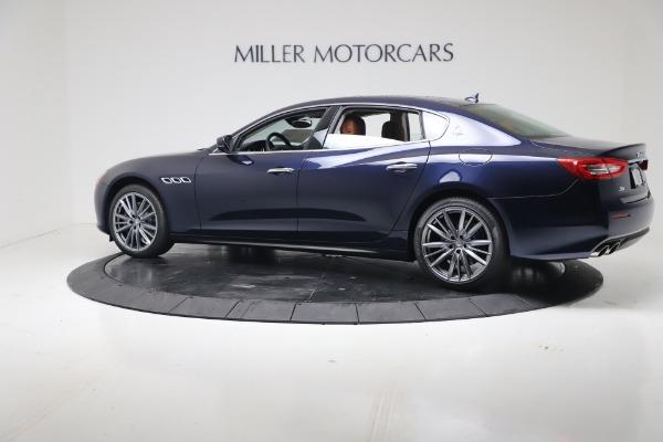 New 2020 Maserati Quattroporte S Q4 GranLusso for sale $122,185 at McLaren Greenwich in Greenwich CT 06830 4