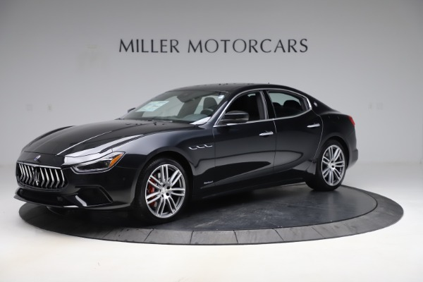 New 2020 Maserati Ghibli S Q4 GranSport for sale $90,285 at McLaren Greenwich in Greenwich CT 06830 2