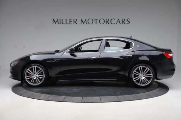 New 2020 Maserati Ghibli S Q4 GranSport for sale $90,285 at McLaren Greenwich in Greenwich CT 06830 3