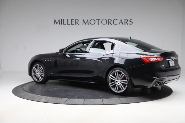 New 2020 Maserati Ghibli S Q4 GranSport for sale $90,285 at McLaren Greenwich in Greenwich CT 06830 4