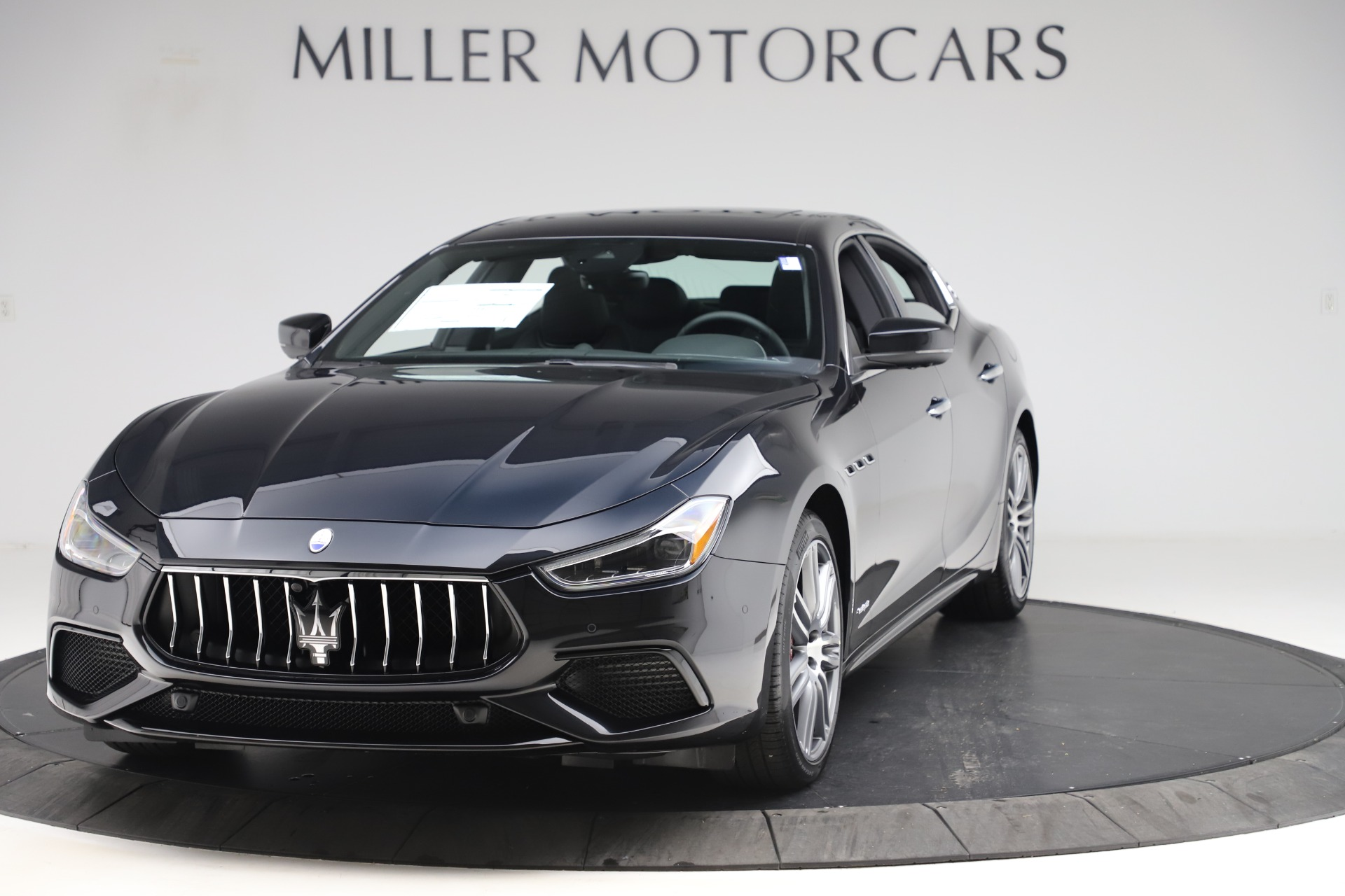 New 2020 Maserati Ghibli S Q4 GranSport for sale $90,285 at McLaren Greenwich in Greenwich CT 06830 1