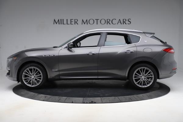 New 2020 Maserati Levante Q4 GranLusso for sale $84,985 at McLaren Greenwich in Greenwich CT 06830 3