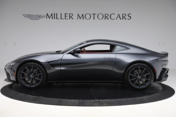 Used 2020 Aston Martin Vantage Coupe for sale $153,900 at McLaren Greenwich in Greenwich CT 06830 2