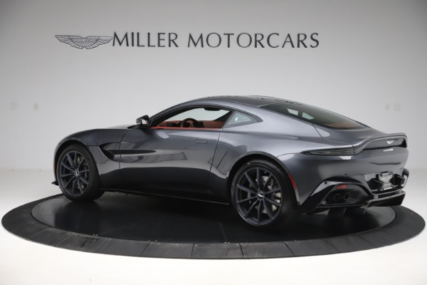 Used 2020 Aston Martin Vantage Coupe for sale $153,900 at McLaren Greenwich in Greenwich CT 06830 3
