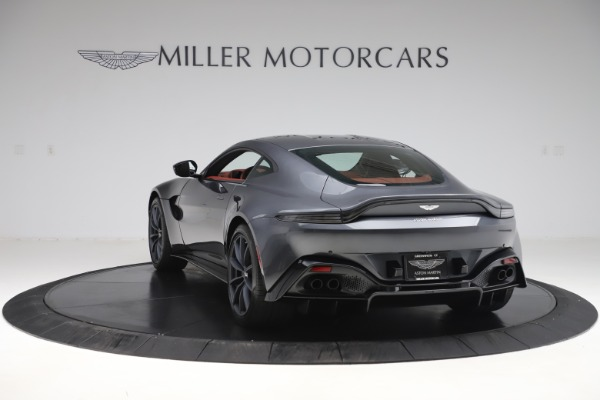 Used 2020 Aston Martin Vantage for sale $153,900 at McLaren Greenwich in Greenwich CT 06830 4