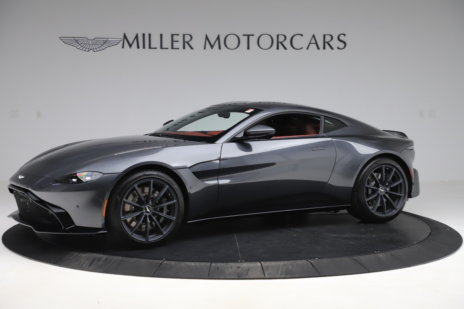 Used 2020 Aston Martin Vantage Coupe for sale $153,900 at McLaren Greenwich in Greenwich CT 06830 1