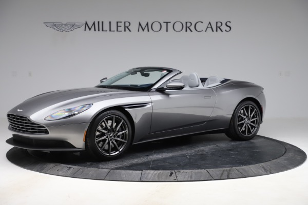 New 2020 Aston Martin DB11 Volante Convertible for sale Sold at McLaren Greenwich in Greenwich CT 06830 1