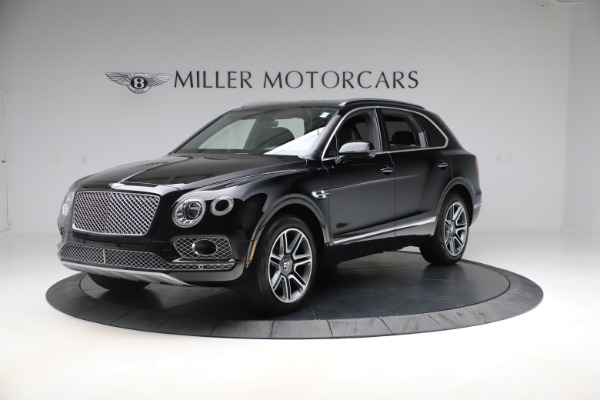 Used 2018 Bentley Bentayga Activity Edition for sale Sold at McLaren Greenwich in Greenwich CT 06830 2