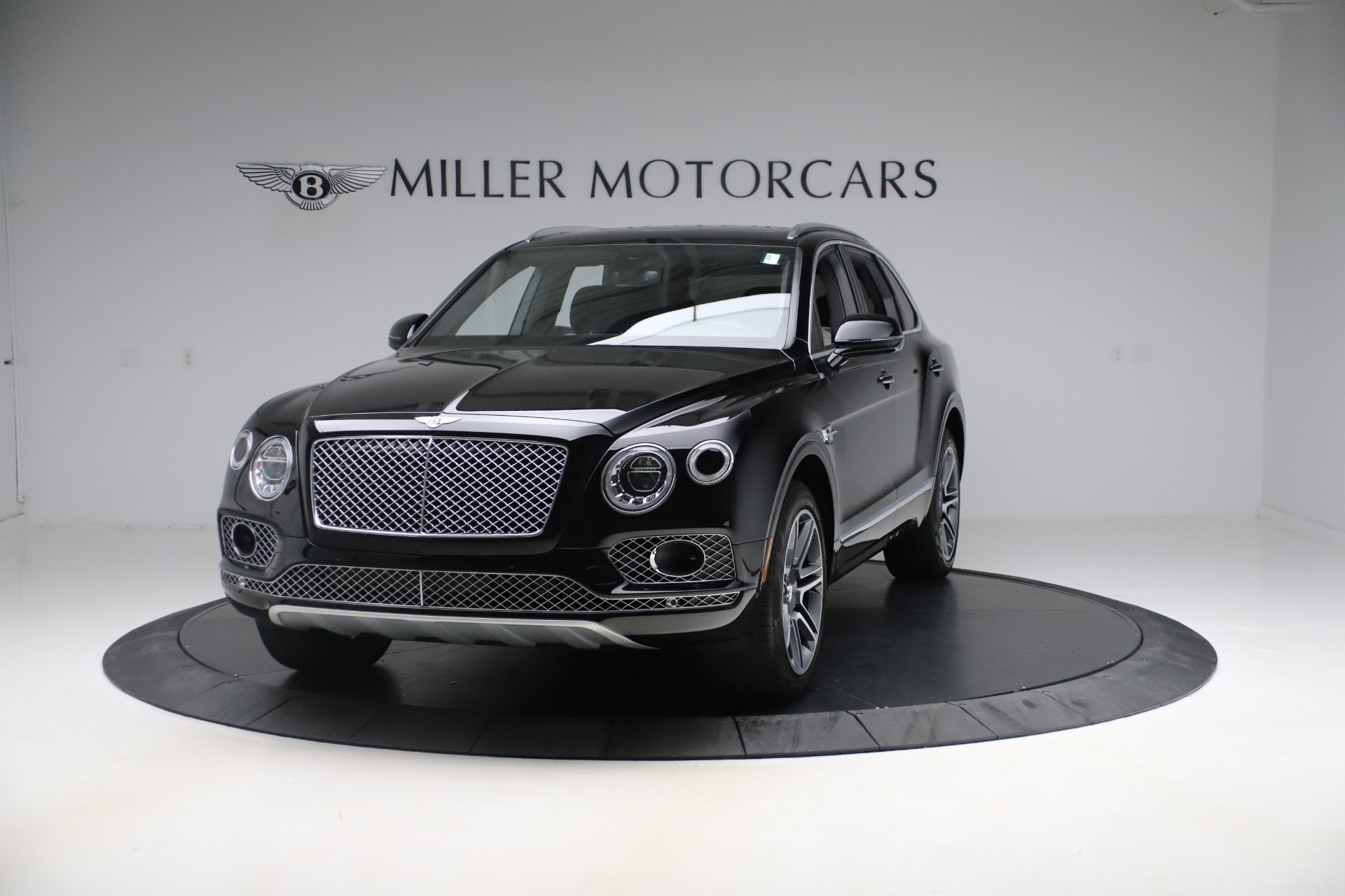 Used 2018 Bentley Bentayga Activity Edition for sale Sold at McLaren Greenwich in Greenwich CT 06830 1