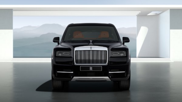 New 2020 Rolls-Royce Cullinan for sale $383,500 at McLaren Greenwich in Greenwich CT 06830 2