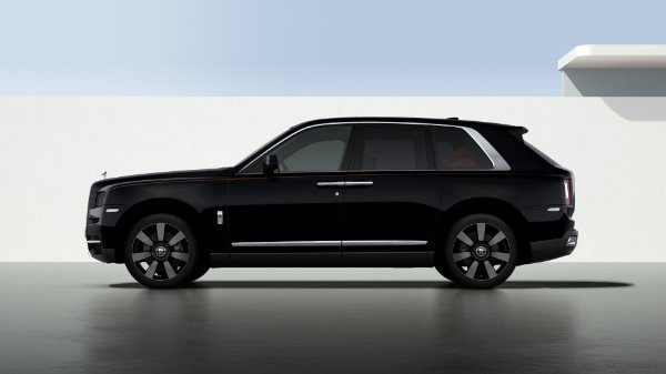 New 2020 Rolls-Royce Cullinan for sale $383,500 at McLaren Greenwich in Greenwich CT 06830 3