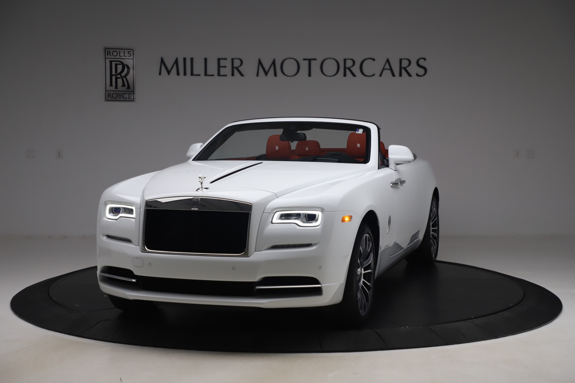 New 2020 Rolls-Royce Dawn for sale Sold at McLaren Greenwich in Greenwich CT 06830 1