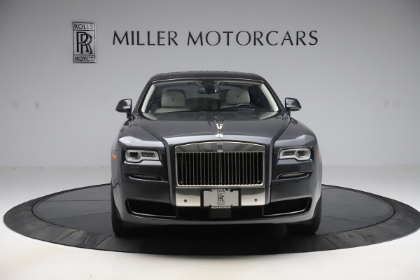 Used 2016 Rolls-Royce Ghost for sale $178,900 at McLaren Greenwich in Greenwich CT 06830 2