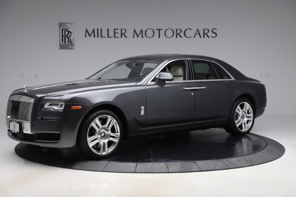 Used 2016 Rolls-Royce Ghost for sale $179,900 at McLaren Greenwich in Greenwich CT 06830 3
