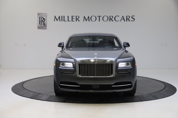 Used 2014 Rolls-Royce Wraith for sale $164,900 at McLaren Greenwich in Greenwich CT 06830 2