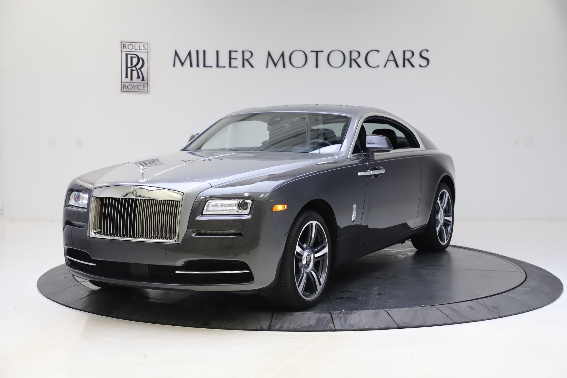 Used 2014 Rolls-Royce Wraith for sale $164,900 at McLaren Greenwich in Greenwich CT 06830 1