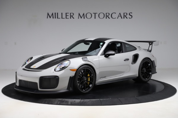 Used 2018 Porsche 911 GT2 RS for sale $349,900 at McLaren Greenwich in Greenwich CT 06830 2