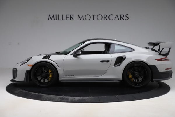 Used 2018 Porsche 911 GT2 RS for sale $349,900 at McLaren Greenwich in Greenwich CT 06830 3
