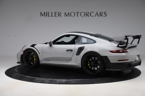 Used 2018 Porsche 911 GT2 RS for sale $349,900 at McLaren Greenwich in Greenwich CT 06830 4