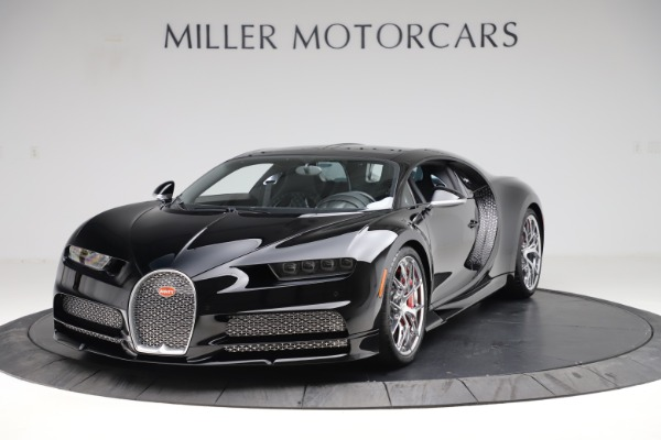 Used 2020 Bugatti Chiron Sport for sale Sold at McLaren Greenwich in Greenwich CT 06830 2