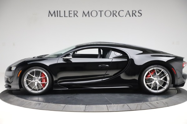 Used 2020 Bugatti Chiron Sport for sale Sold at McLaren Greenwich in Greenwich CT 06830 4