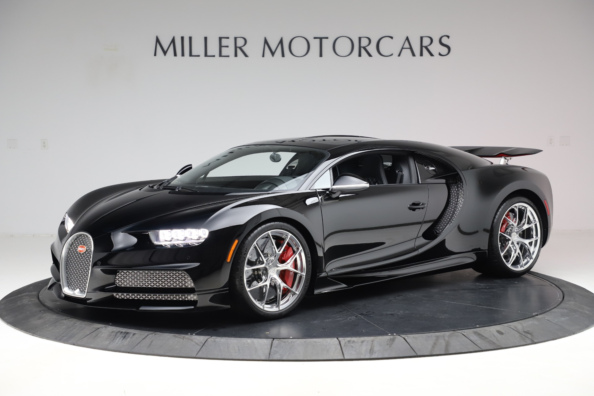 Used 2020 Bugatti Chiron Sport for sale Sold at McLaren Greenwich in Greenwich CT 06830 1