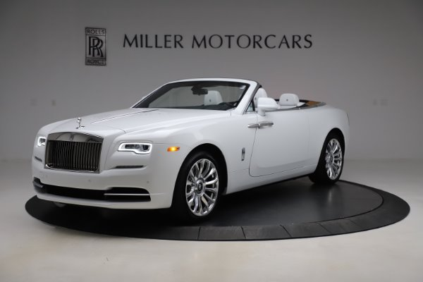 New 2020 Rolls-Royce Dawn for sale Sold at McLaren Greenwich in Greenwich CT 06830 3