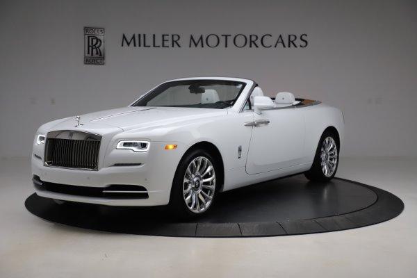 New 2020 Rolls-Royce Dawn for sale $401,175 at McLaren Greenwich in Greenwich CT 06830 3