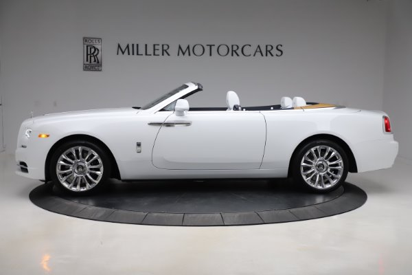 New 2020 Rolls-Royce Dawn for sale $401,175 at McLaren Greenwich in Greenwich CT 06830 4