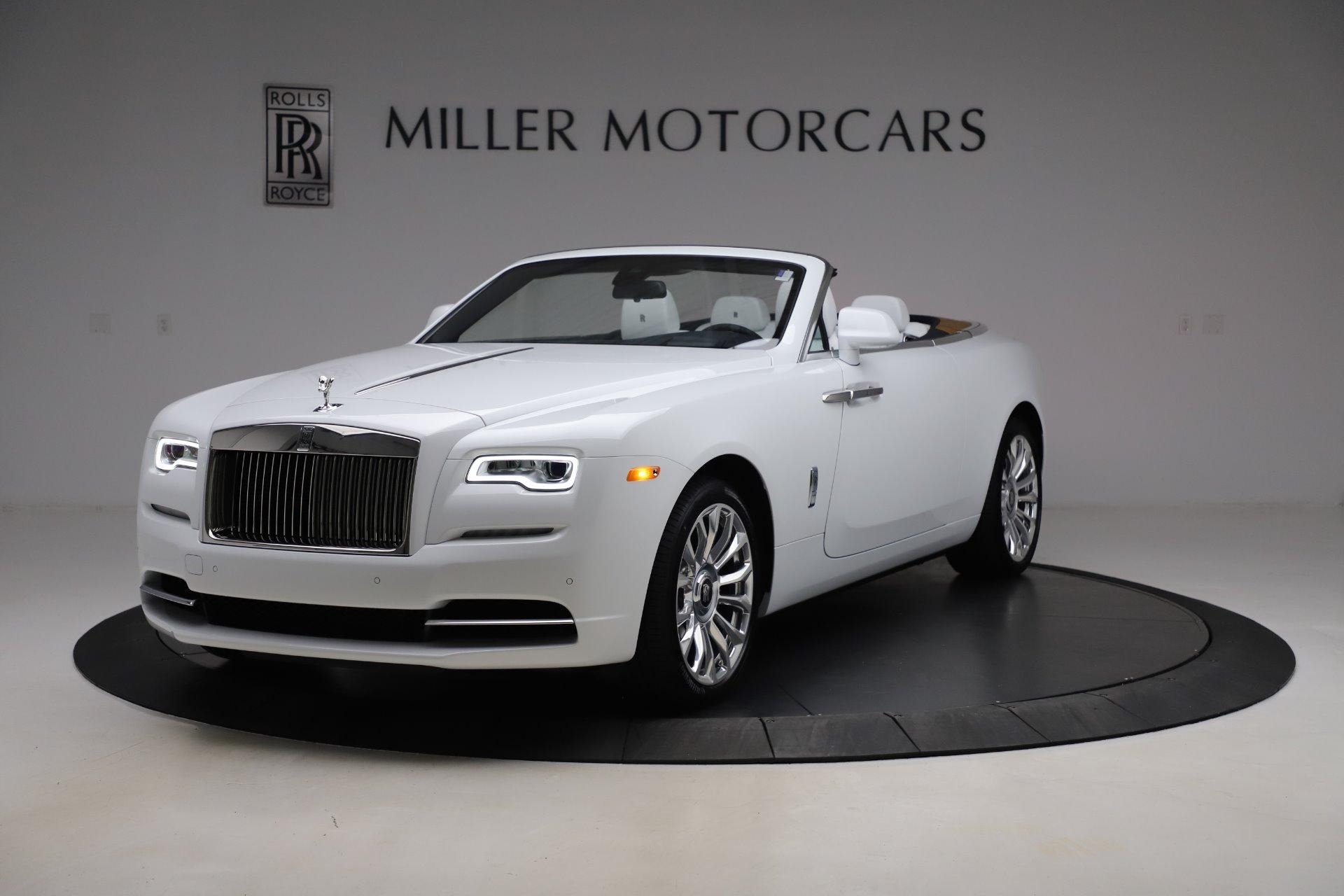 New 2020 Rolls-Royce Dawn for sale $401,175 at McLaren Greenwich in Greenwich CT 06830 1