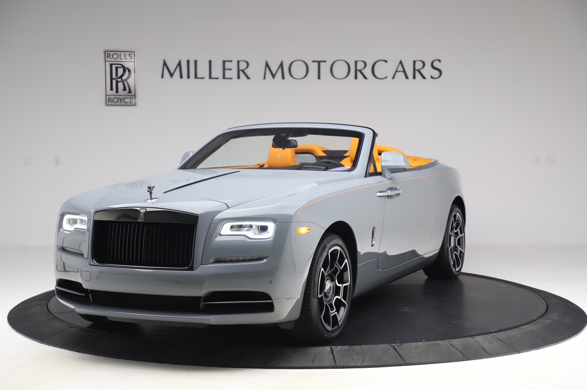 New 2020 Rolls-Royce Dawn Black Badge for sale $482,125 at McLaren Greenwich in Greenwich CT 06830 1