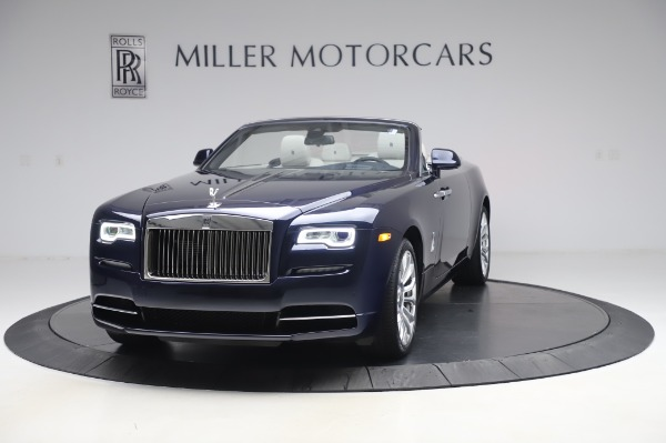 New 2020 Rolls-Royce Dawn for sale $384,875 at McLaren Greenwich in Greenwich CT 06830 1