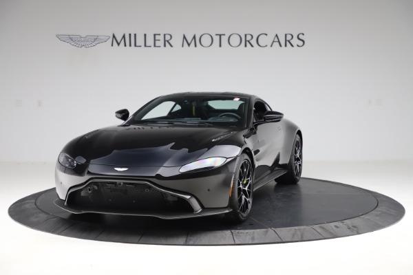 New 2020 Aston Martin Vantage AMR Coupe for sale $191,931 at McLaren Greenwich in Greenwich CT 06830 3