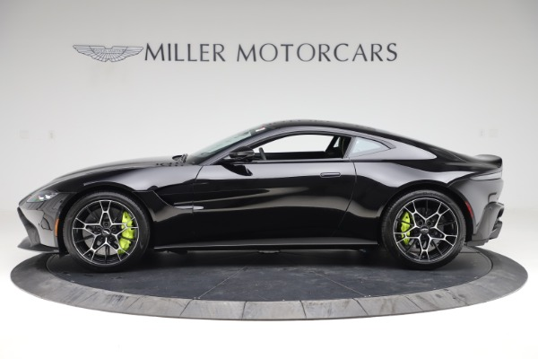 New 2020 Aston Martin Vantage AMR Coupe for sale $191,931 at McLaren Greenwich in Greenwich CT 06830 4