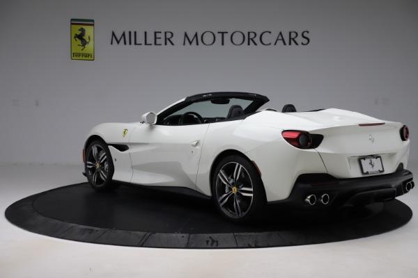 Used 2019 Ferrari Portofino for sale $231,900 at McLaren Greenwich in Greenwich CT 06830 4