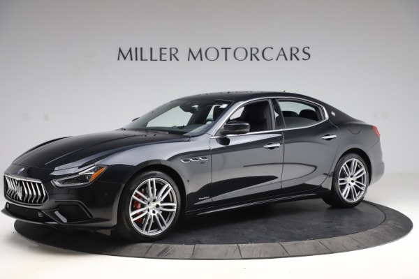 New 2020 Maserati Ghibli S Q4 GranSport for sale $70,331 at McLaren Greenwich in Greenwich CT 06830 2