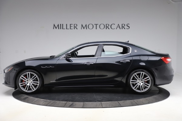 New 2020 Maserati Ghibli S Q4 GranSport for sale $70,331 at McLaren Greenwich in Greenwich CT 06830 3